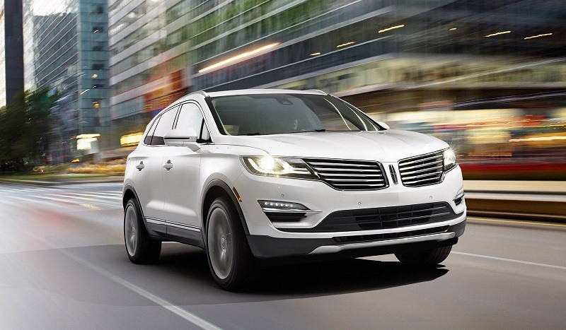 The Lincoln Motor Company introduces the all-new 2015 Lincoln MKC small premium utility vehicle, the second of four all-new Lincoln vehicles to fuel the brand's reinvention.