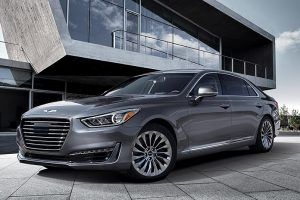 The Luxury Sedans With the Highest Safety Ratings for 2018