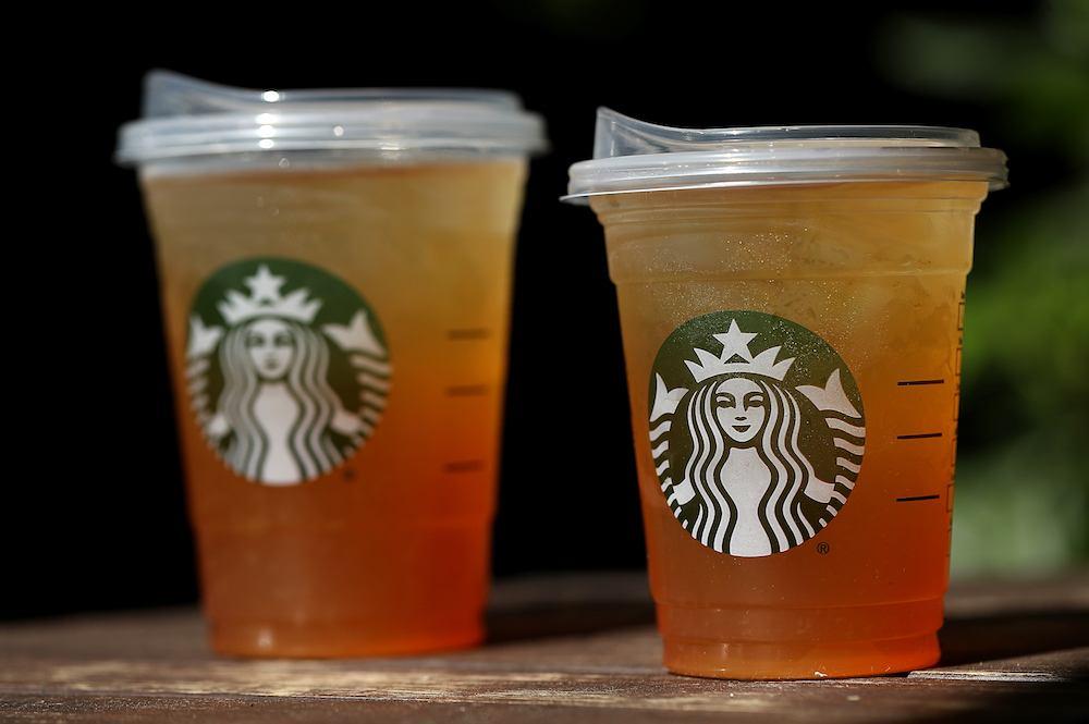 Starbucks To Eliminate Plastic Straws By 2020