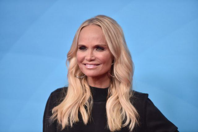 Actress Kristin Chenoweth attends NBCUniversal Summer Press Day 2018