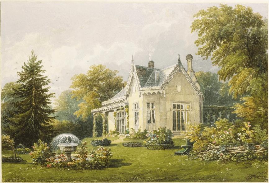 Inside Adelaide Cottage