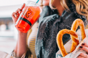 The Best and Worst Auntie Anne's Pretzels for Your Health, Ranked
