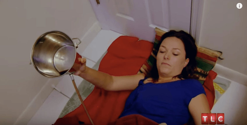 "Woman who's addicted to coffee enemas from ""My Strange Addiction"""