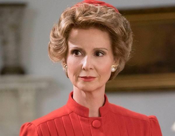 """Cynthia Nixon in """"Warm Springs"""""""