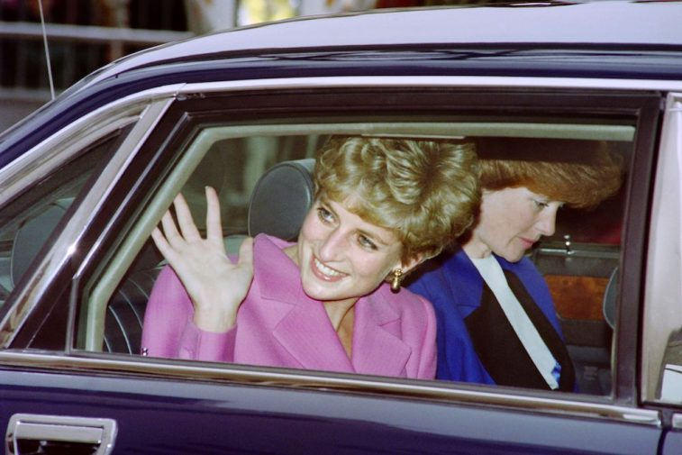 The Best Princess Diana Accident Bodyguard