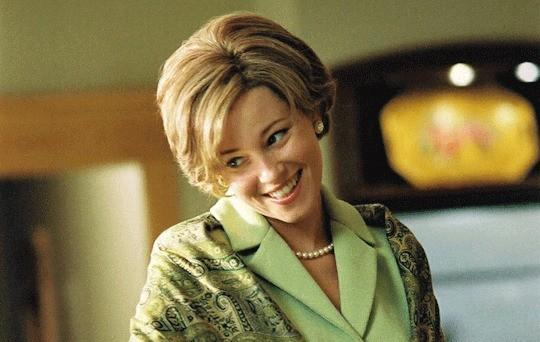 "Elizabeth Banks in ""W"""