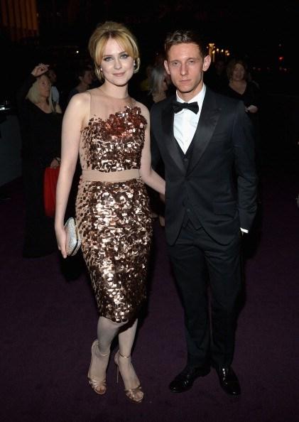 Evan Rachel Wood and Jamie Bell