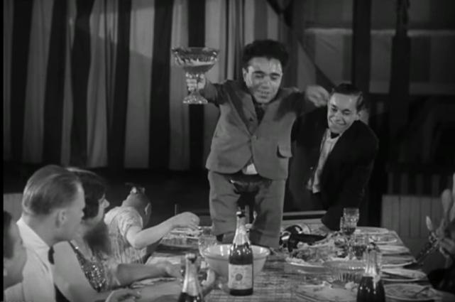 """Scene from """"Freaks"""" - 1932"""