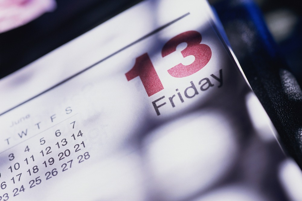 Friday the 13th facts