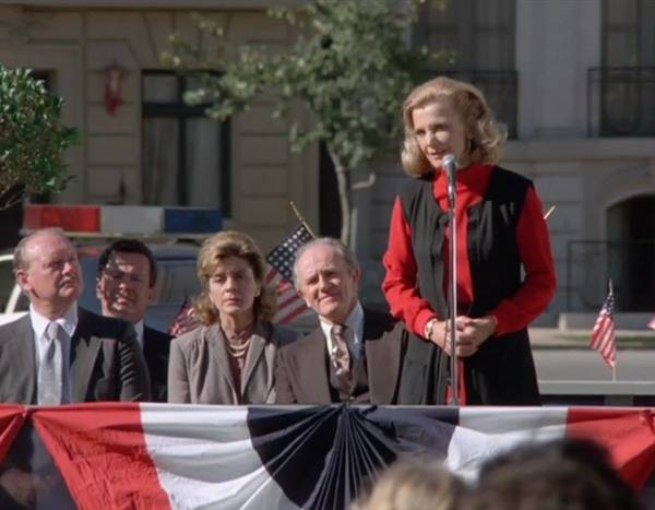 "Gena Rowlands in ""The Betty Ford Story"""