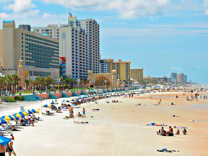 Daytona Beach Florida is one of the deadliest American cities for pedestrians