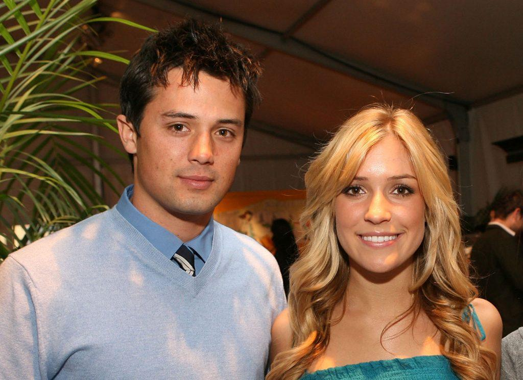 Stephen Colletti and Kristin Cavallari