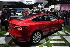 How the New $45K Tesla Model 3 Stacks Up to the Competition