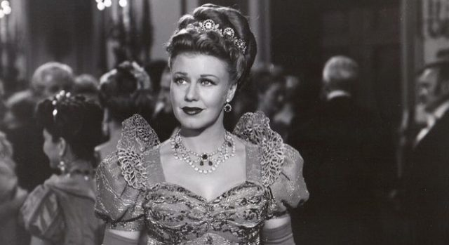 """Ginger Rogers in """"Magnificent Doll"""""""