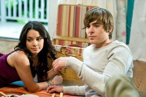 Zac Efron & Vanessa Hudgens Have The Same Magical Memory From 'High School Musical'