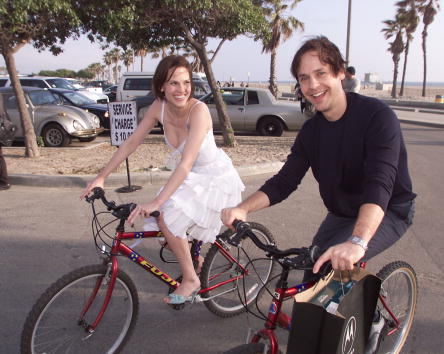 Hilary Swank and husband Chad Lowe