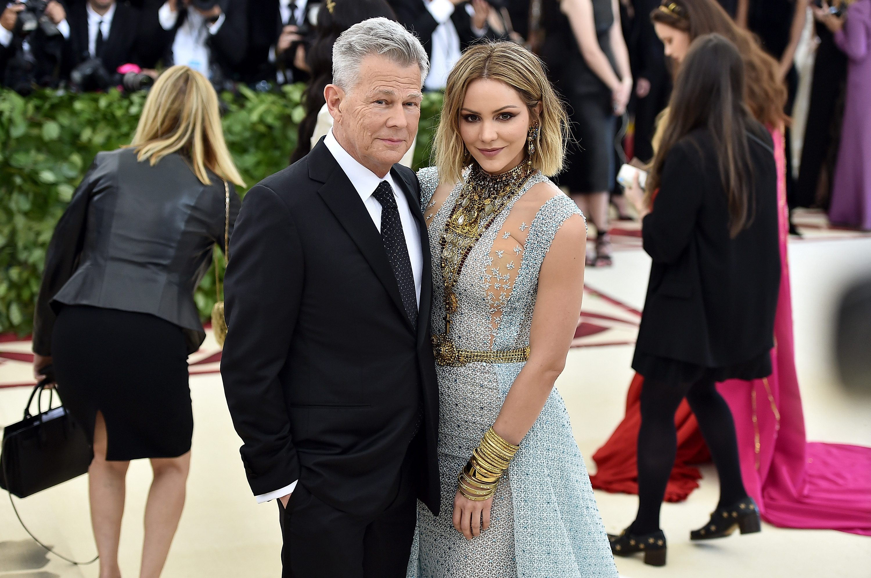 Katharine Mcphee Isn T The Only Celebrity To Marry Someone Twice Her Age