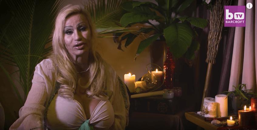 Lacey Wildd, breast implant addict