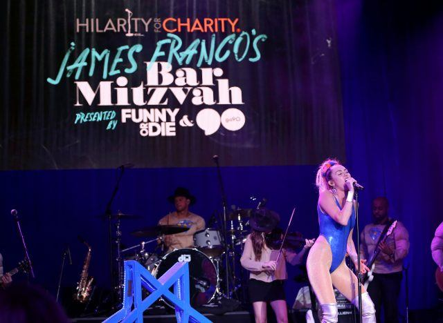 Hilarity For Charity's Annual Variety Show: James Franco's Bar Mitzvah Benefiting The Alzheimer's Association Presented By Funny Or Die And go90 With Sponsor SVEDKA Vodka