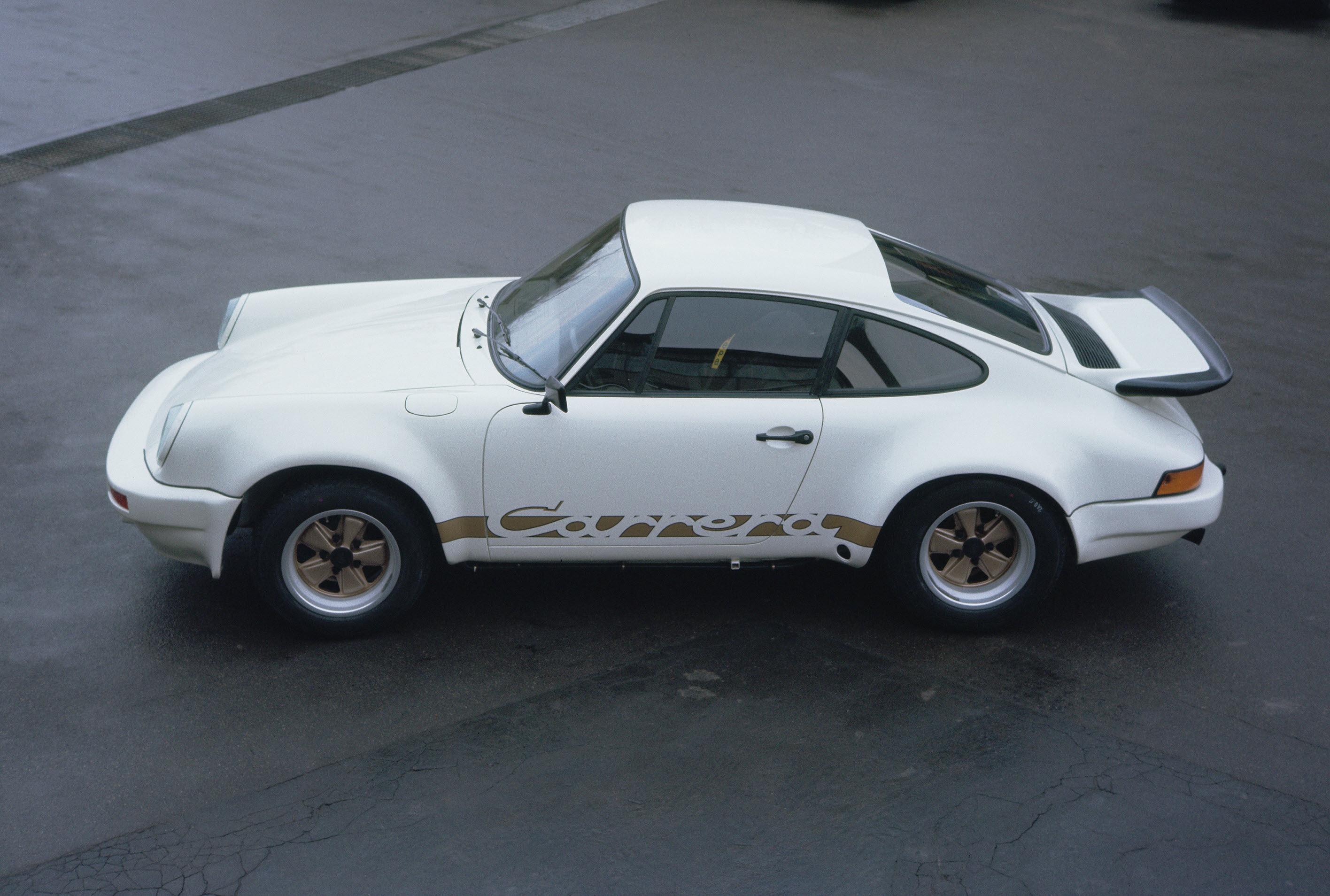Porsche 1974 911 Carrera RS 3.0