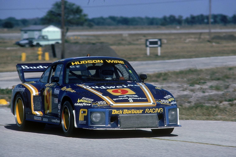 Most Expensive Porsches-1979 935-Porsche Werkfoto