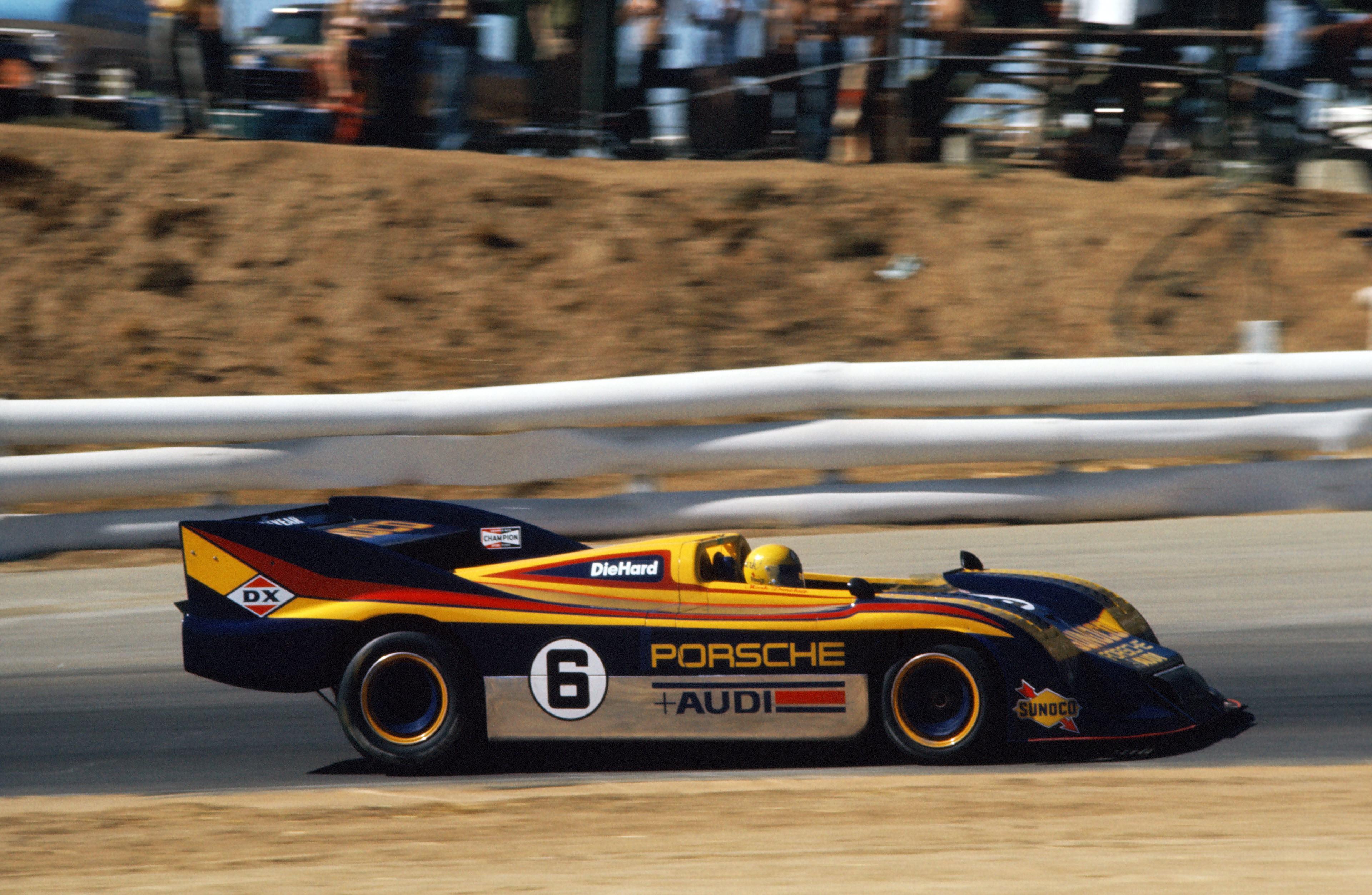 The Porsche 917-30