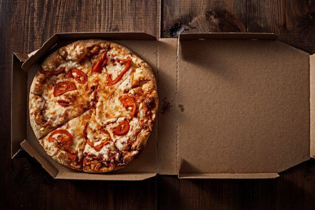 Can you recycle pizza boxes?