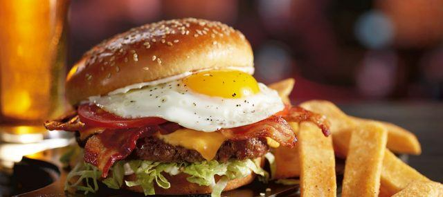 Royal Red Robin burger from Red Robin