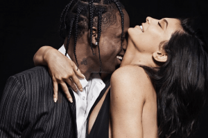 Travis Scott Sparks Engagement Rumors By Sharing Photo Of Kylie Jenner Showing Off A Dazzling Ring