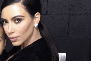 Every Time Kim Kardashian Clapped Back After Being Mom-Shamed on Social Media