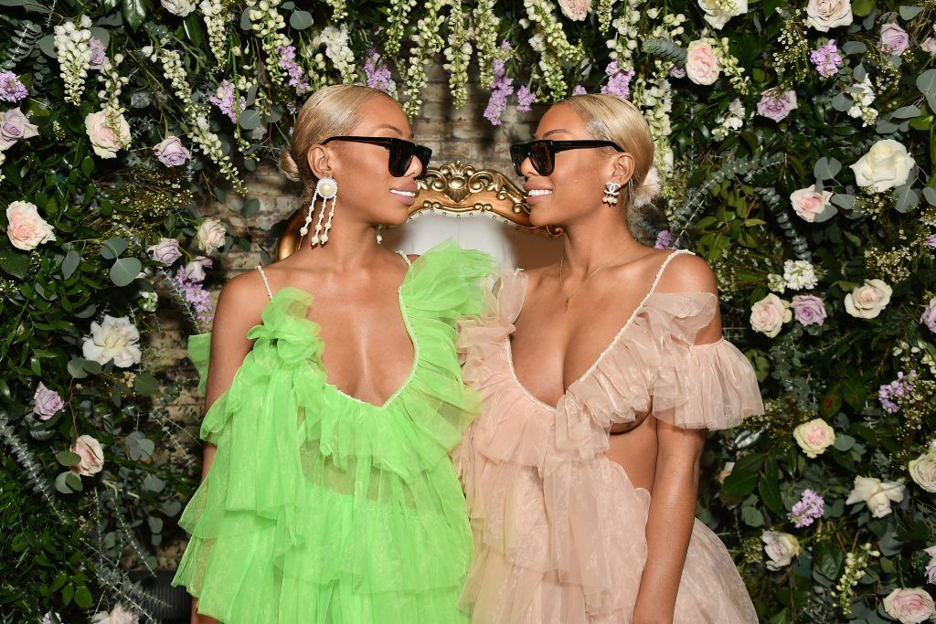 Shannon Clermont and Shannade Clermont