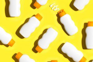 The Best Way to Store Sunscreen