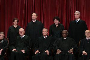 What are the Current Ages of the Supreme Court Justices?