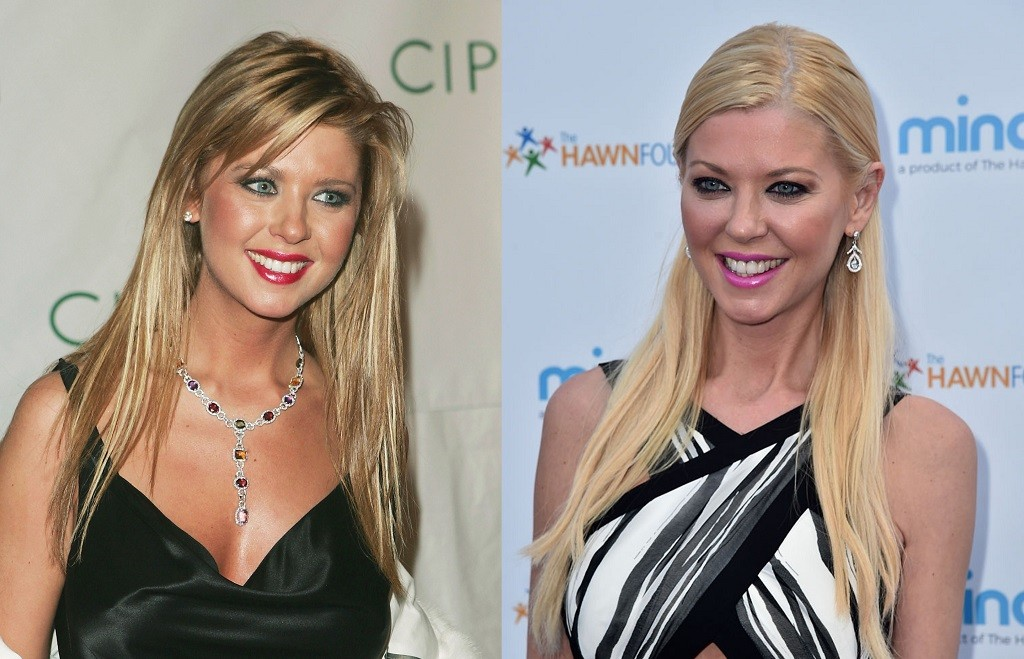 Tara Reid over the years
