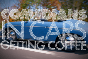 Here's When the Jerry Lewis Episode of 'Comedians in Cars Getting Coffee' Was Shot