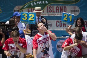 Competitive Eating Might Be More Dangerous Than You Think