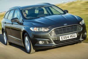 What to Expect From a Ford Fusion Crossover