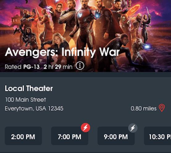 MoviePass' new peak pricing system