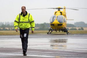 How Prince William's Job Affected His Mental Health