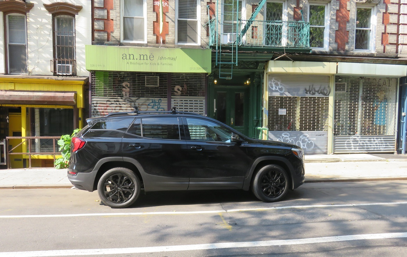 2019 Terrain Black Edition