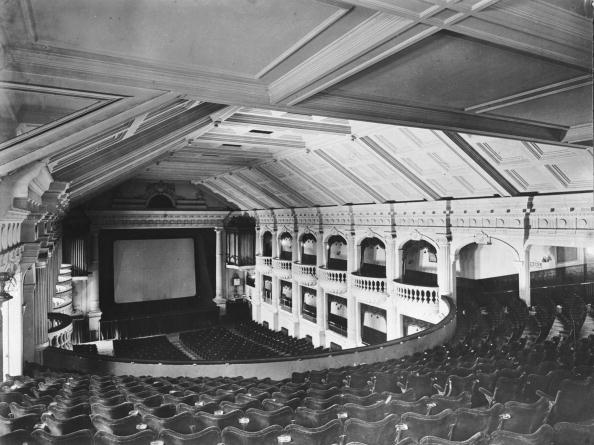 The Tower Cinema in Edinburgh 1920