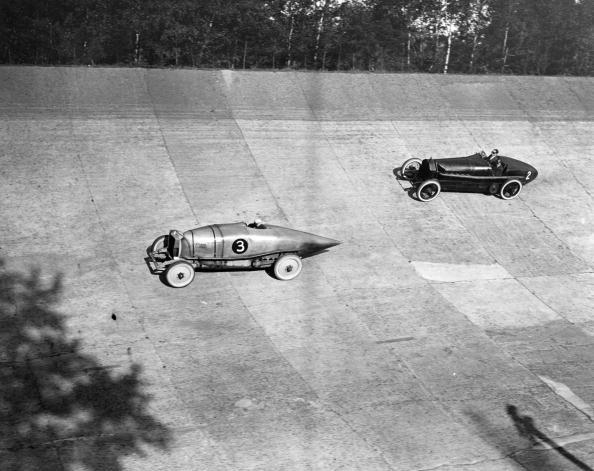 Mercedes Benz Race October 1922