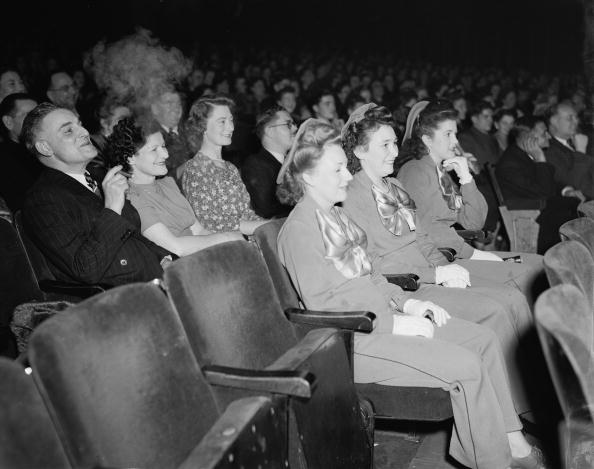 Paramount 25 Year Club party in 1946