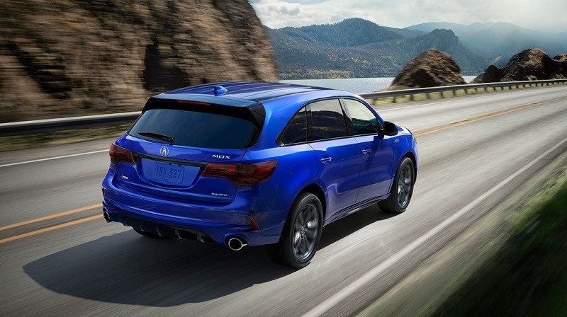 What S New In The 2019 Acura Mdx Gas And Sport Hybrid Models