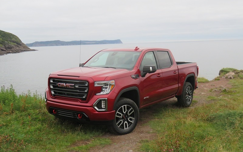 Here's What The GMC Sierra AT4 Brings In Its 2019 Debut Model