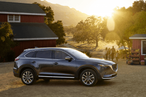 What's New in the Mazda CX-9 for the 2019 Model Year