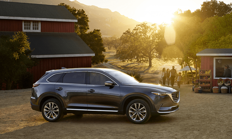 What S New In The Mazda Cx 9 For The 2019 Model Year