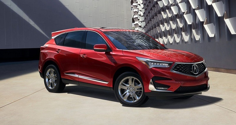 2019 acura rdx everything you need to know about the american made model. Black Bedroom Furniture Sets. Home Design Ideas
