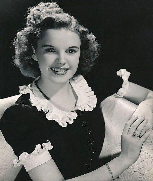 Judy Garland in 1939