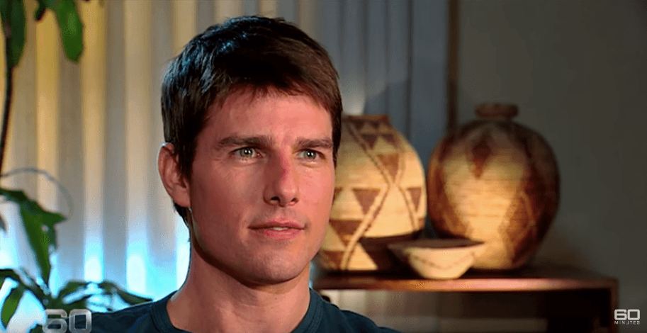 """60 Minutes Australia"" with Tom Cruise"